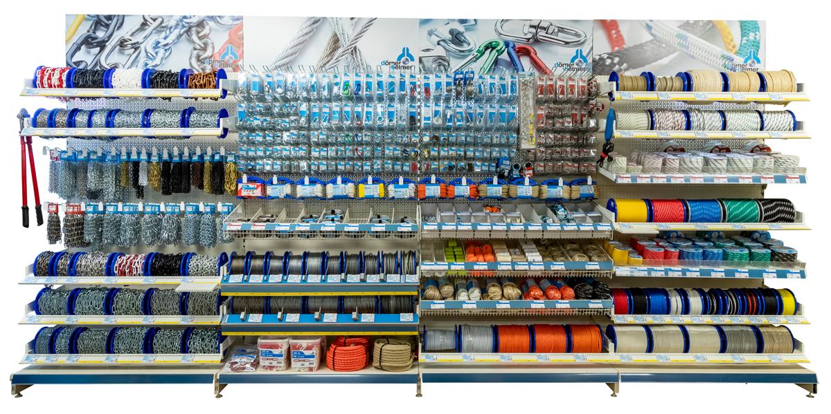 Ketten- Seile- Zubehör Shop